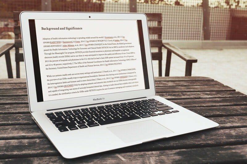 Using Scrivener For Writing Scientific Papers Daniel Vreeman