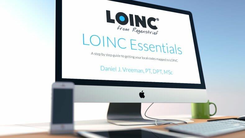 LOINC Essentials desktop computer