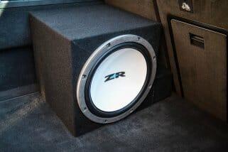 Pleasant Audi A7 Subwoofer Audio Upgrade Daniel Vreeman Wiring Digital Resources Instshebarightsorg