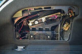 Audi A7 Subwoofer Audio Upgrade - Daniel Vreeman