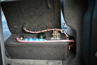 Groovy Audi A7 Subwoofer Audio Upgrade Daniel Vreeman Wiring Database Wedabyuccorg