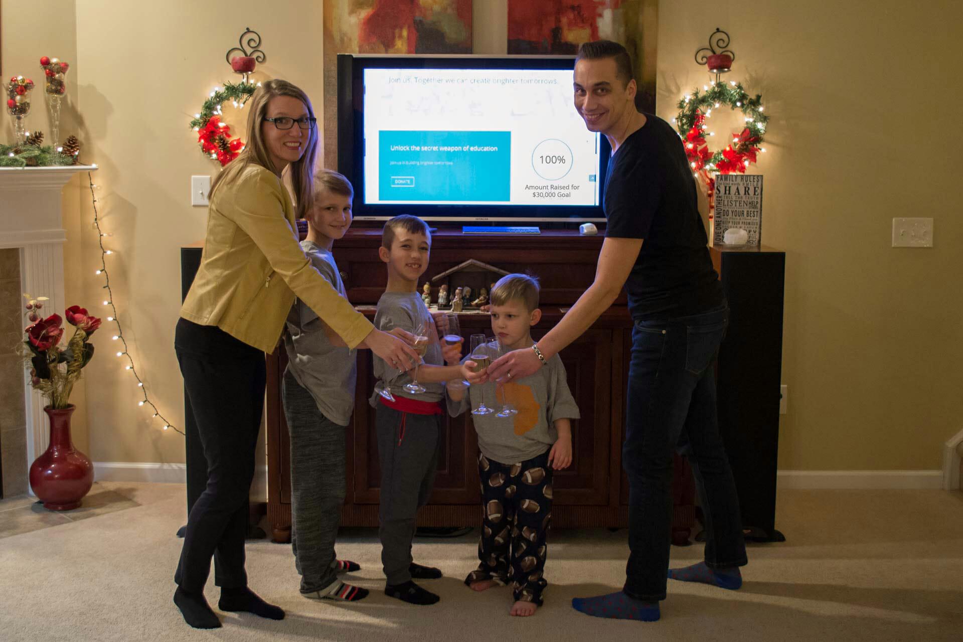 vreeman family celebration project secret weapon