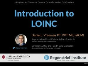 An Introduction to LOINC: Brief Version