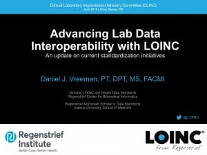 Advancing Lab Data Interoperability with LOINC