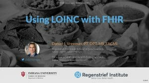 Using LOINC with FHIR