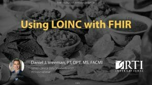 Using LOINC with FHIR – DevDays 2019 11